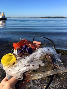 International Coastal Cleanup Day: Aufräumen am Strand