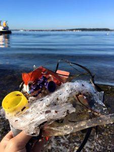 International Coastal Cleanup Day: Aufräumen am Strand