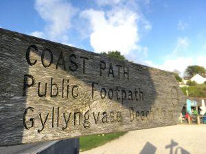Cornwall erwandern: Von Swanpool nach Gylly Beach