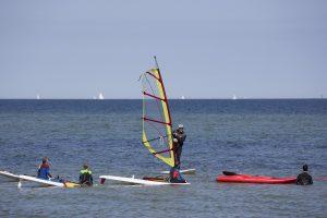 Traumstart: Saisonbeginn der Surf Crew in Heidkate