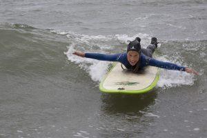Cold California: In der Probstei kannst du Wellenreiten