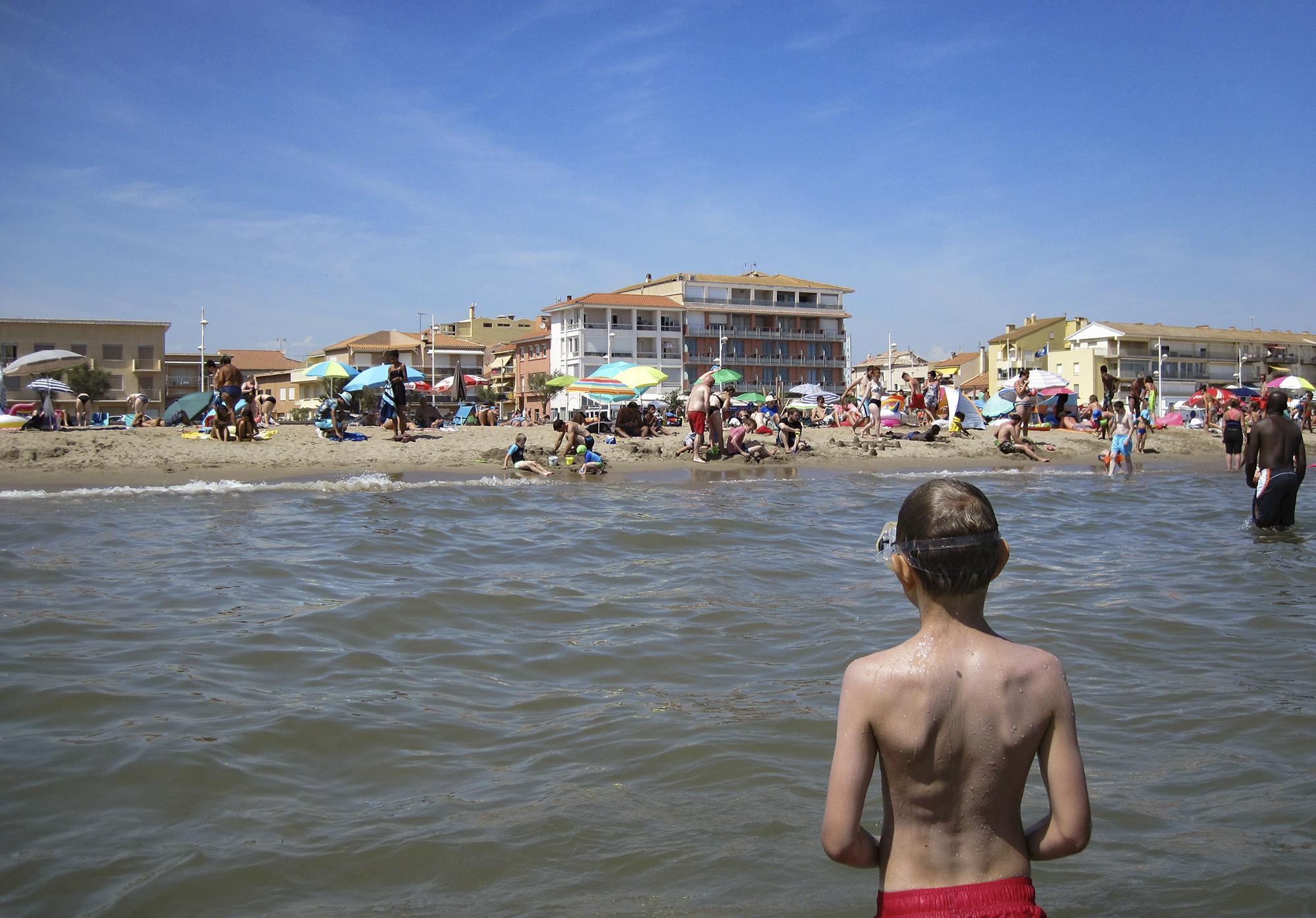 Strandbesuch: Ein Tag in Valras Palge