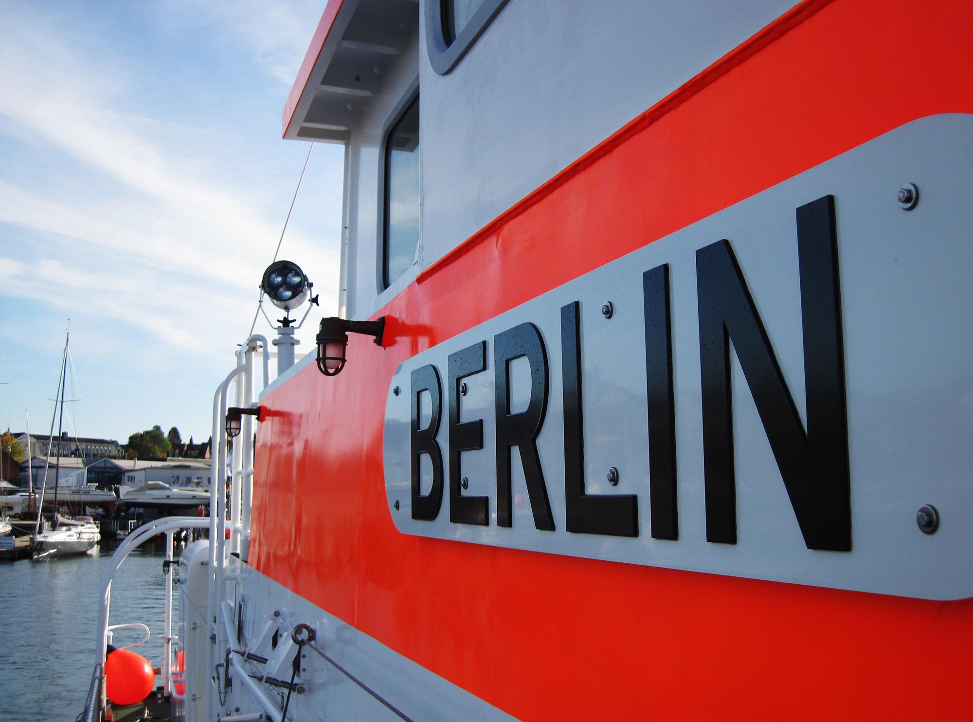 DGzRS: Zu Besuch bei den Seenotrettern in Laboe