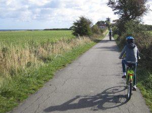 Fehmarns Südostküste mit dem Rad entdecken