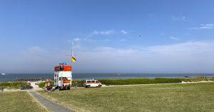 Strandbesuch: Kalifornien an der Ostsee