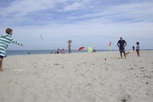 Ausprobiert: 5 Strandspiel-Klassiker von Boccia bis Kubb