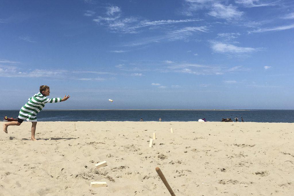 Kubb, Strandspielzeug, Wikingerschach