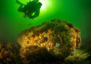 Munition im Meer: Gefahr mit und ohne Sprengungen