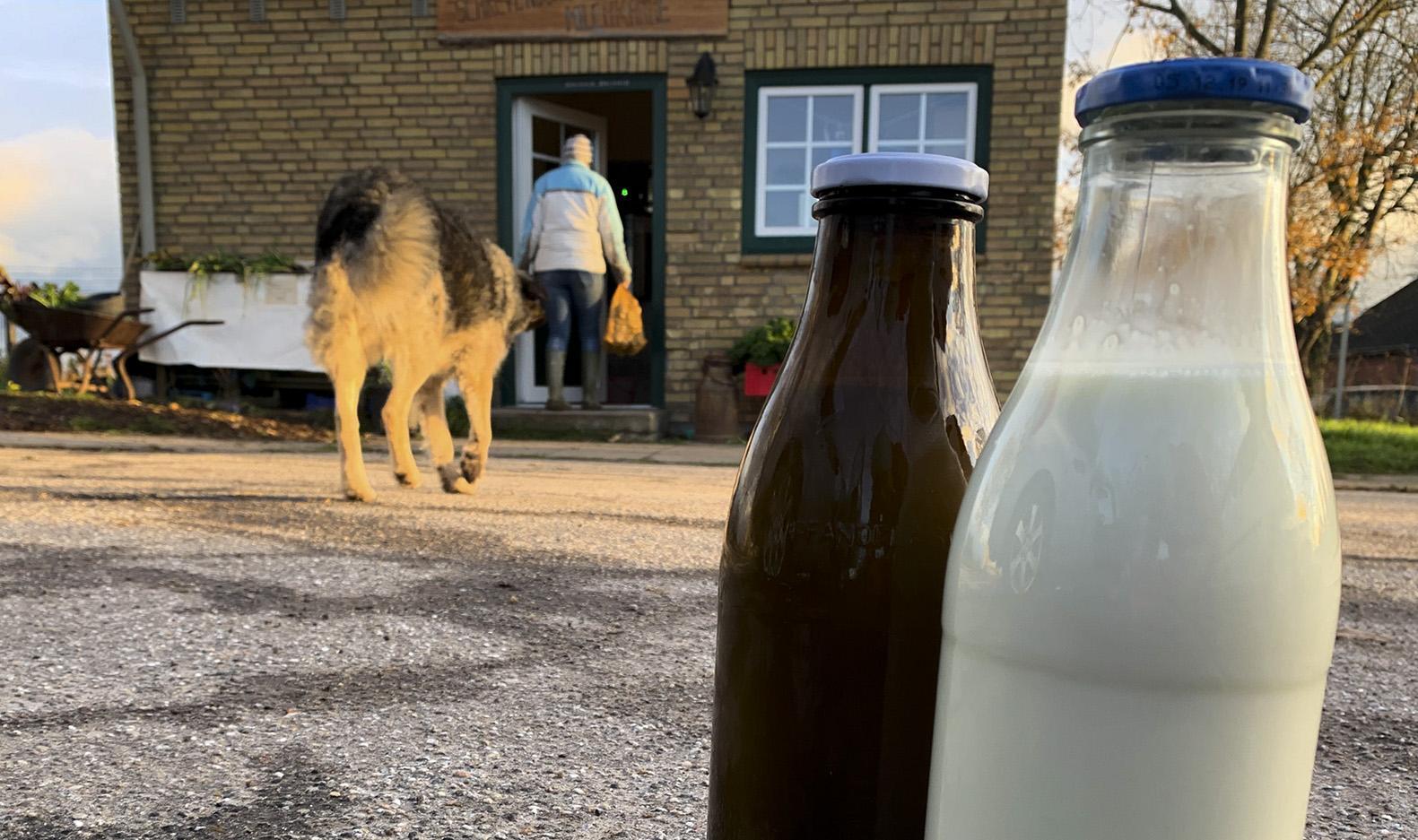 Schrevendorfer Milchkanne: Regional und fair einkaufen