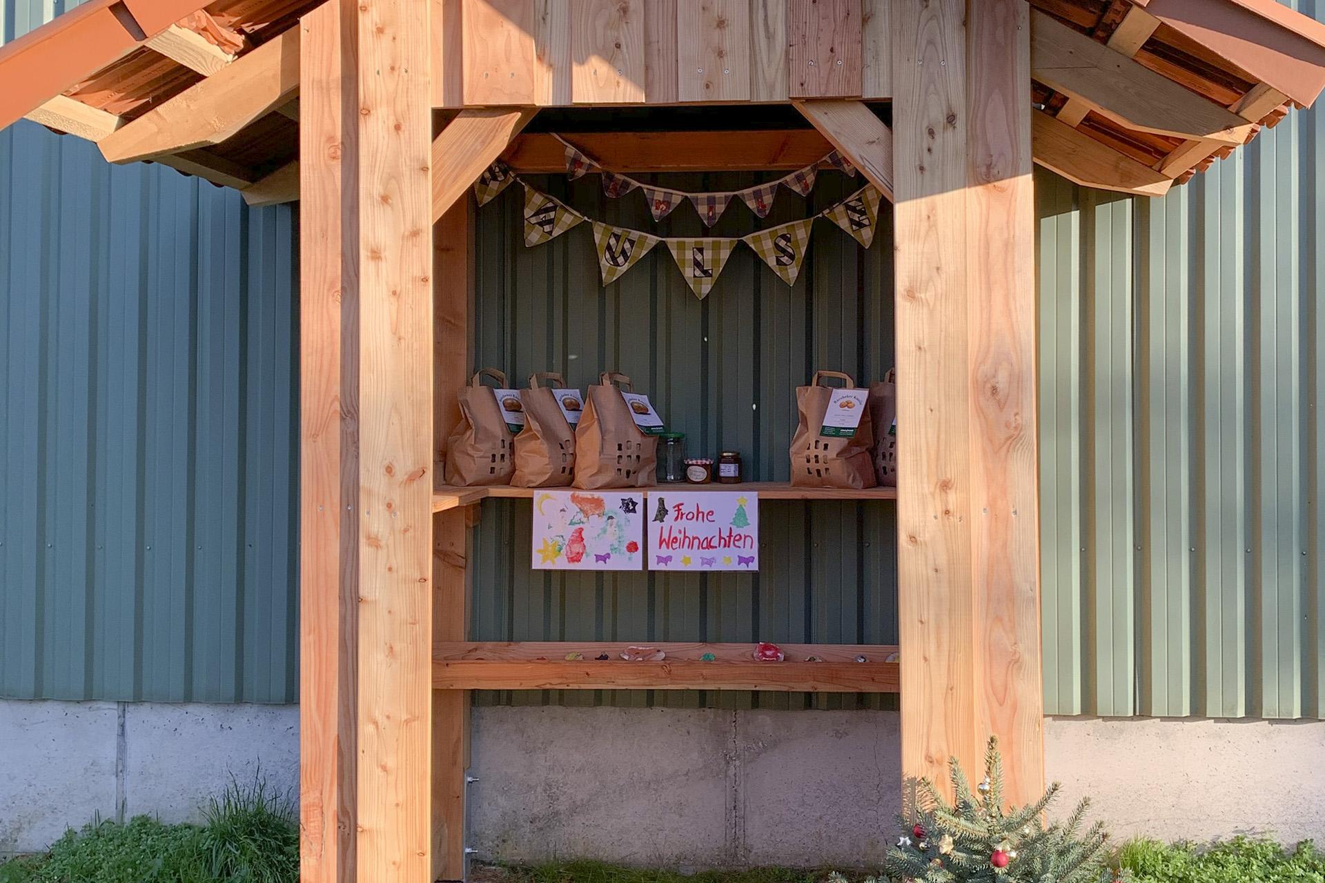 Nachhaltig einkaufen in der Probstei: Barsbeker Knolle