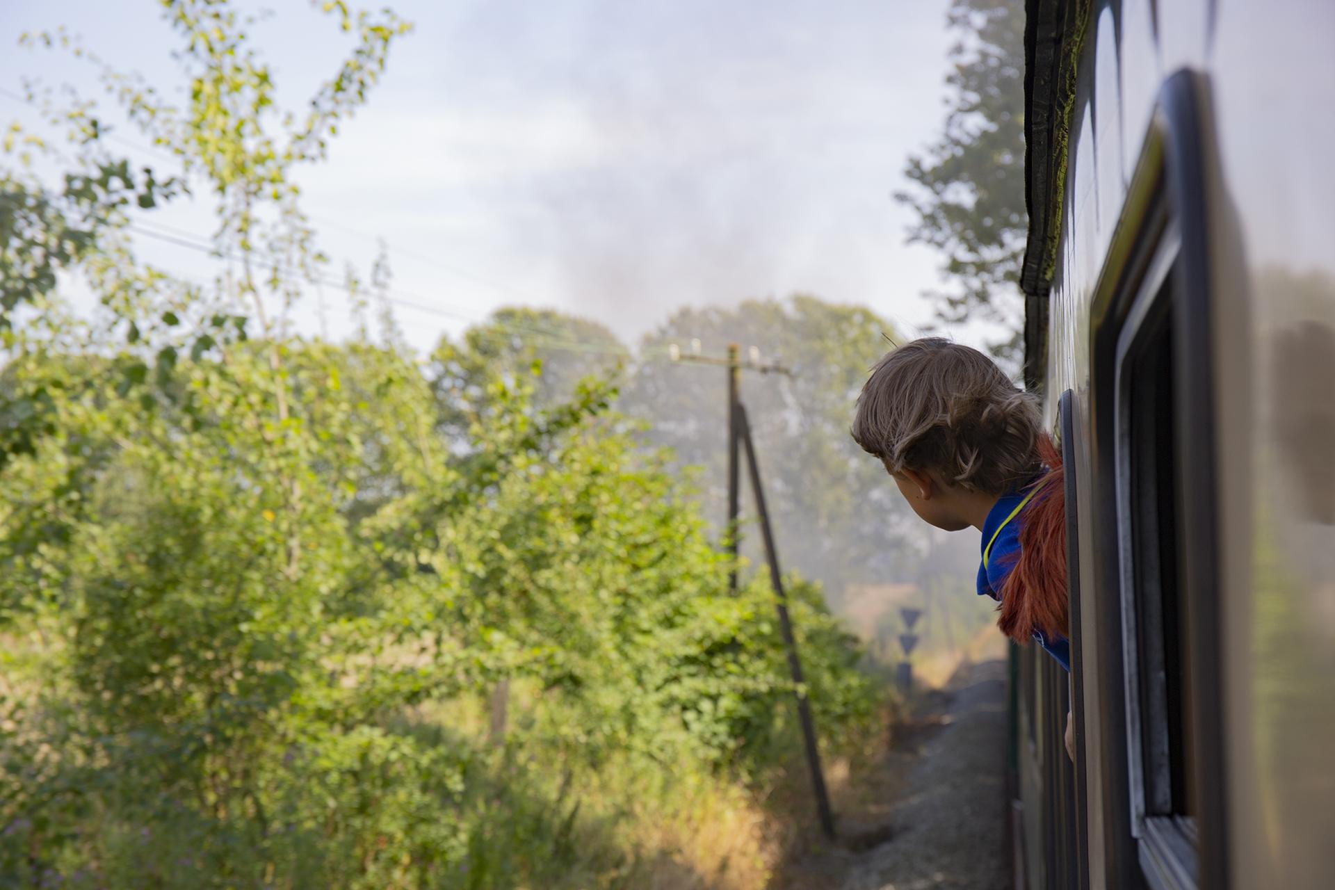 Rasender Roland: Wasser & Dampf auf Rügen – und eine Wanderung
