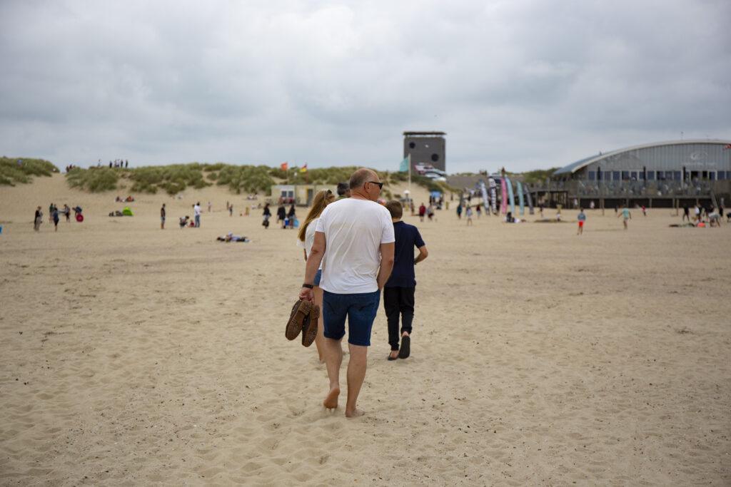 Brouwersdam Nordsee strand urlaub Niederlande