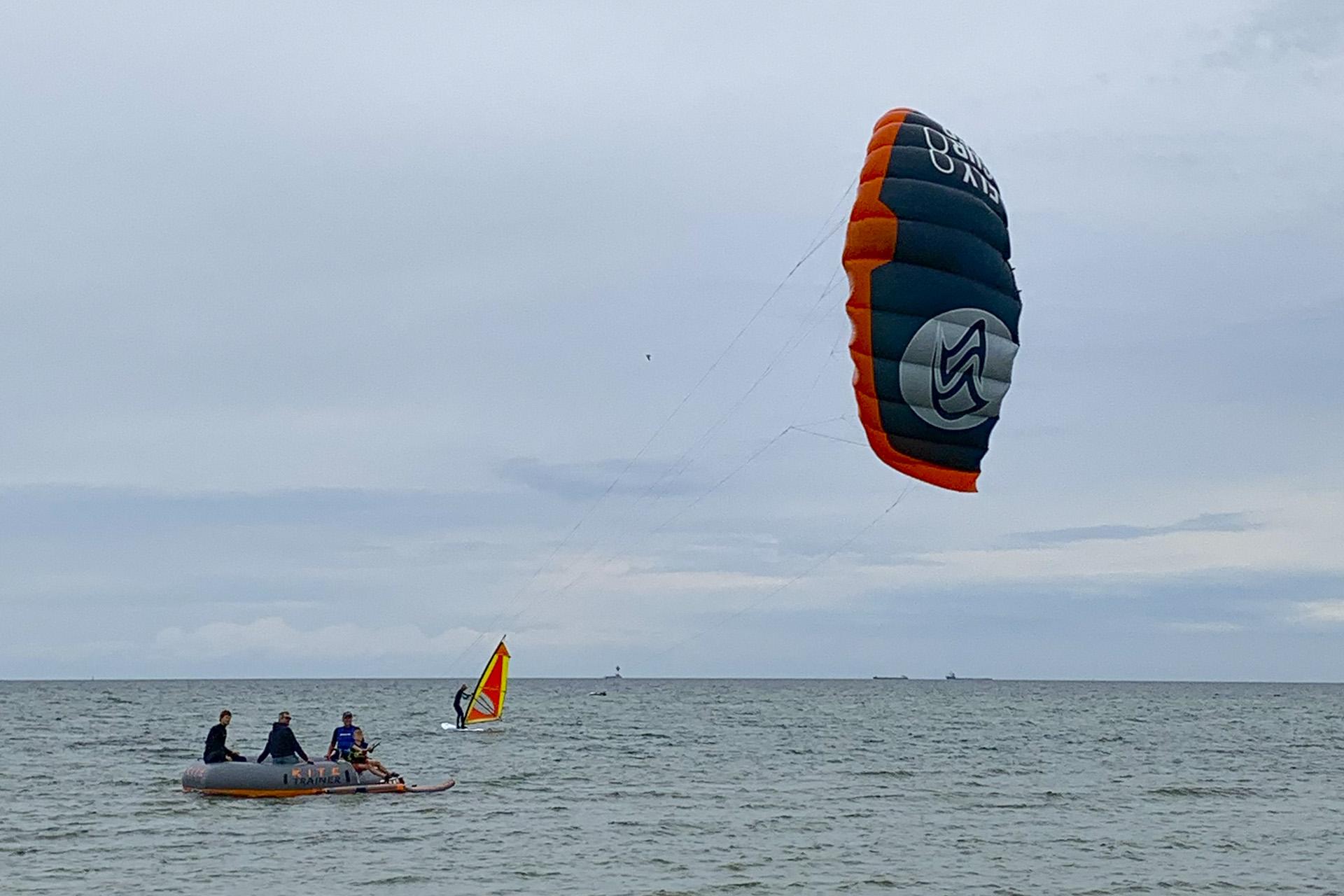 Nachgefragt bei… André Lange: Was kann der KiteTrainer?