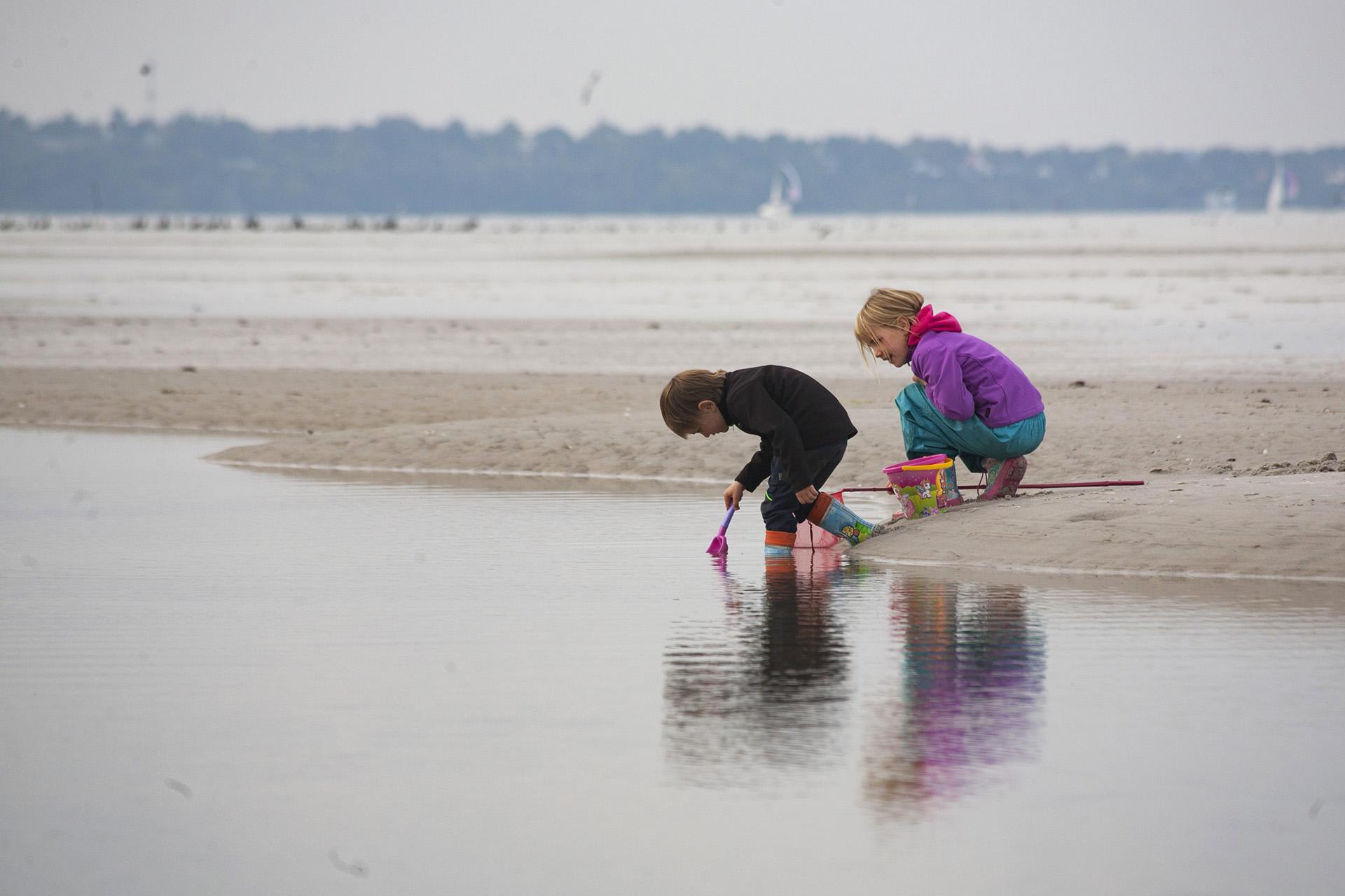 Sachen machen mit Kindern: Raus ans Meer!