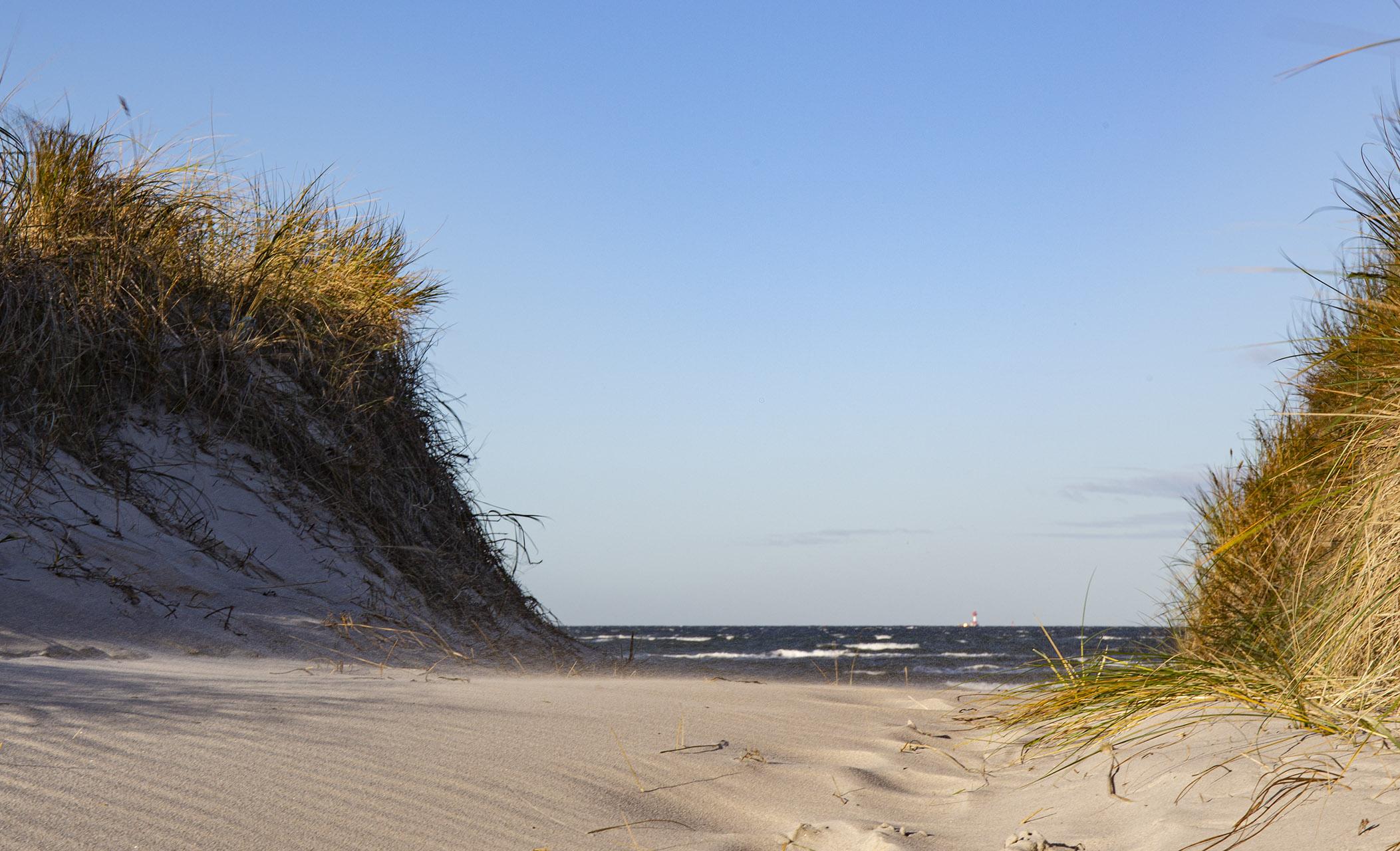 Strandbesuch: Bottsand – auch im Winter nicht langweilig