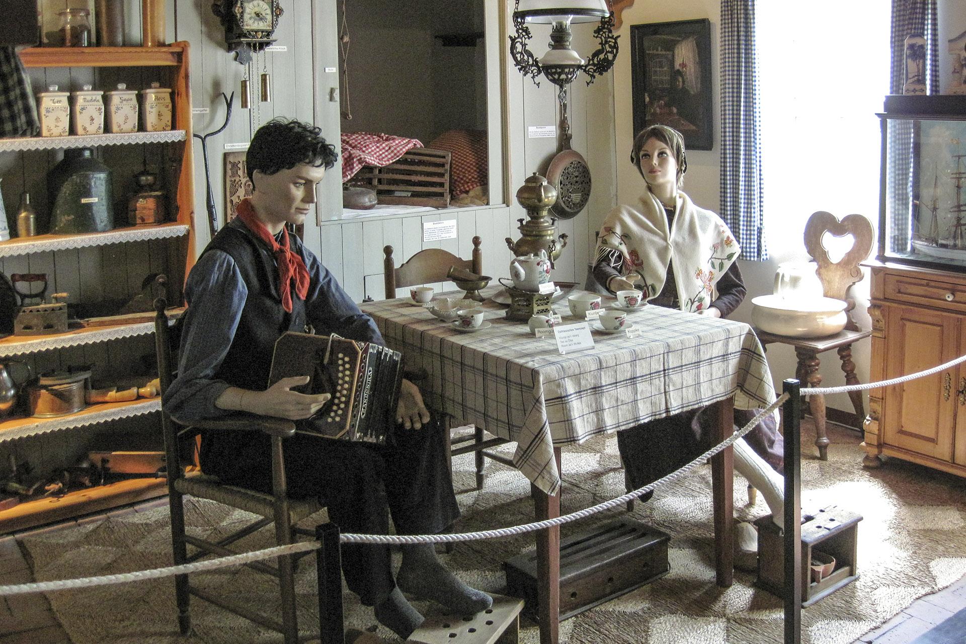 Küstenmuseum Juist: Von Menschen und Muscheln