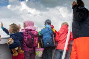 Von Langeweile keine Spur: 5 Highlight für Kinder auf Helgoland